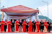 Thủ tướng dự khánh thành tuyến đường vào và Khu bảo tồn bãi cọc Cao Quỳ