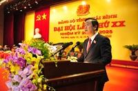 Đại hội Đảng bộ tỉnh Thái Bình thành công tốt đẹp