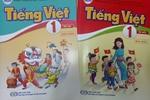 Tiếp thu, điều chỉnh nội dung chưa phù hợp trong SGK môn Tiếng Việt lớp 1