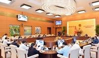 Trình Quốc hội phê chuẩn việc miễn nhiệm, bổ nhiệm nhân sự một số thành viên Chính phủ