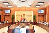 Cho ý kiến về việc chuẩn bị Kỳ họp thứ 10, Quốc hội khóa XIV