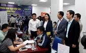 Hơn 1 800 cơ hội việc làm cho lao động trở về từ Hàn Quốc, Nhật Bản