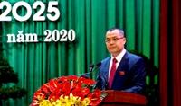 Đồng chí Phạm Đại Dương tái cử Bí thư Tỉnh ủy Phú Yên