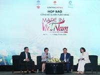 """Sự kiện """"Made in Vietnam - Tinh hoa Việt Nam"""" lần đầu tiên diễn ra tại Việt Nam"""