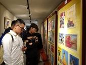 Nghệ thuật tuyên truyền và đời sống đất nước trong tranh cổ động