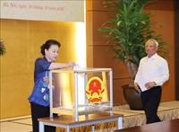 Các cơ quan của Quốc hội ủng hộ đồng bào miền Trung