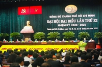 Ban Chấp hành Đảng bộ TP Hồ Chí Minh khóa XI gồm 65 đồng chí