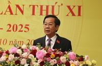 Đồng chí Đỗ Thanh Bình được bầu giữ chức Bí thư Tỉnh ủy Kiên Giang