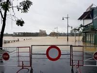 Thừa Thiên Huế sơ tán gần 3 000 hộ đến nơi an toàn phòng tránh lũ
