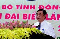 349 đại biểu tham dự phiên trù bị Đại hội đại biểu tỉnh Đồng Tháp