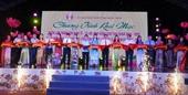 Khai mạc Triển lãm thành tựu kinh tế - xã hộ tỉnh Đồng Tháp giai đoạn 2016 - 2020