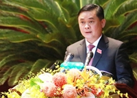 Bí thư Tỉnh ủy Nghệ An Thái Thanh Quý tái đắc cử với số phiếu tuyệt đối