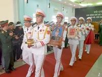 Trang trọng Lễ Truy điệu 13 liệt sĩ hy sinh tại Rào Trăng 3