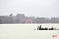 Học sinh 7 huyện, thành phố ở Hà Tĩnh được nghỉ học từ 19 10 do mưa lũ