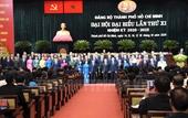 Bế mạc Đại hội đại biểu Đảng bộ TP Hồ Chí Minh lần thứ XI