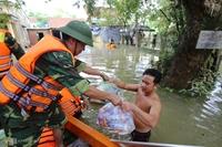 Xuất cấp 4 000 tấn gạo hỗ trợ 4 tỉnh miền Trung