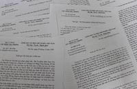 Xử lý 2 888 lượt đơn khiếu nại, tố cáo về tài nguyên và môi trường