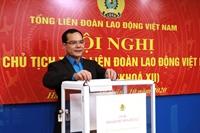 Tổng Liên đoàn Lao động Việt Nam kêu gọi ủng hộ đồng bào miền Trung