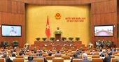 Sáng nay, khai mạc Kỳ họp thứ 10, Quốc hội khóa XIV