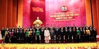 Đã có 400 cấp ủy viên là nữ được bầu từ 50 Đại hội Đảng bộ trực thuộc Trung ương
