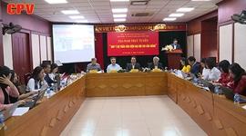 Tọa đàm trực tuyến Góp ý dự thảo Văn kiện Đại hội XIII của Đảng  Phần 1