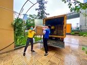 Bưu điện Việt Nam miễn phí chuyển phát hàng cứu trợ  Bưu điện Việt Nam miễn phí chuyển phát hàng cứu trợ