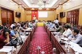 Đại hội đại biểu Đảng bộ tỉnh Bắc Kạn lần thứ XII sẽ diễn ra từ ngày 26 - 28 10
