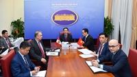 Tham khảo chính trị cấp Thứ trưởng Ngoại giao Việt Nam - Pê-ru lần thứ IV