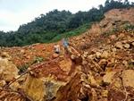 Nổ mìn phá đá nặng 20 tấn, quyết thông đường lên Rào Trăng 3