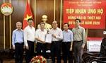 EVNCPC ủng hộ hơn 2,8 tỷ đồng đến nhân dân 4 tỉnh miền Trung