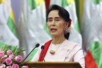 Cố vấn Nhà nước Mi-an-ma gửi điện thăm hỏi về tình hình lũ lụt, sạt lở đất tại Việt Nam