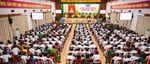 Những hình ảnh về Đại hội Đảng bộ tỉnh Đồng Tháp lần thứ XI