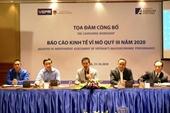 Dự báo tăng trưởng kinh tế của Việt Nam năm 2020 đạt khoảng 2,6 - 2,8