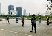 Hà Nội Người dân ủng hộ việc xử phạt các trường hợp không đeo khẩu trang nơi công cộng