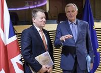Anh, EU thống nhất nối lại đàm phán
