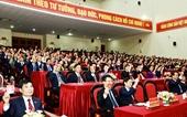 Bế mạc Đại hội đại biểu Đảng bộ tỉnh Ninh Bình lần thứ XXII