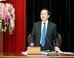 Đưa nhanh Nghị quyết Đại hội Đảng bộ tỉnh Ninh Bình vào cuộc sống