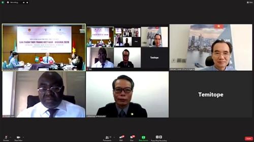 Tăng cường hợp tác giữa Việt Nam và Nigeria về lĩnh vực thời trang
