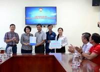 EVNHCMC ủng hộ 1 tỷ đồng hỗ trợ đồng bào miền Trung