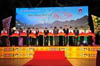 """""""Sắc màu Sơn La - Tây Bắc"""", tại Hà Nội"""