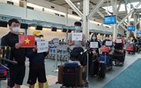 Đưa công dân Việt Nam từ Canada và Hàn Quốc về nước