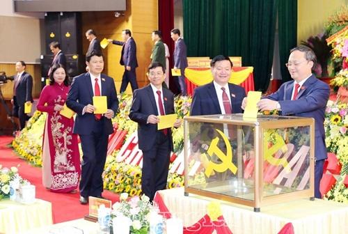Ban Chấp hành Đảng bộ tỉnh Hưng Yên khóa mới gồm 52 ủy viên