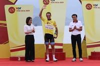 Chặng 2 cuộc đua xe đạp quốc tế VTV cúp Tôn Hoa Sen