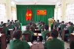"""Sóc Trăng Sơ kết thi đua Ngành Hậu cần Quân đội làm theo lời Bác Hồ dạy"""""""