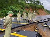 Ngành Giao thông vận tải chung tay khắc phục hậu quả mưa lũ
