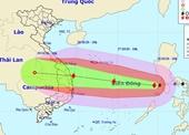Công điện của Thủ tướng Khẩn trương ứng phó với bão số 9