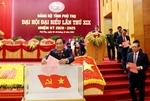 Phú Thọ 53 đồng chí trúng cử Ban Chấp hành Đảng bộ tỉnh