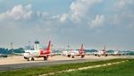 Vietjet Thông báo điều chỉnh lịch khai thác bay do ảnh hưởng của bão số 9