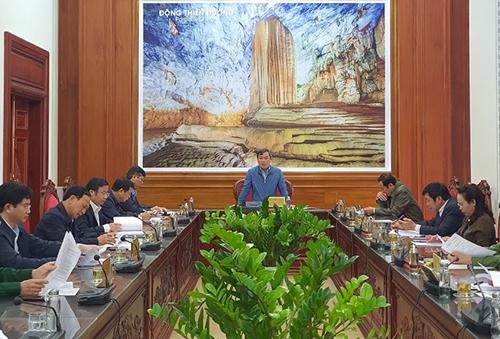 Quảng Bình cắt giảm quy mô Đại hội để khắc phục hậu quả mưa lũ