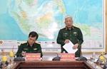 Tổ chức các hoạt động đối ngoại quốc phòng với nỗ lực cao nhất
